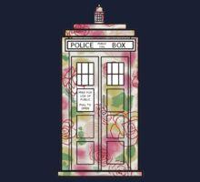 Rose TARDIS Kids Clothes