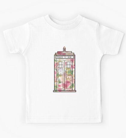 Rose TARDIS Kids Tee
