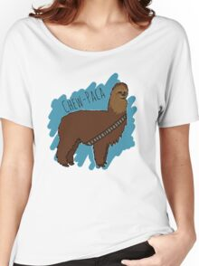 Chewbacca Alpaca Women's Relaxed Fit T-Shirt