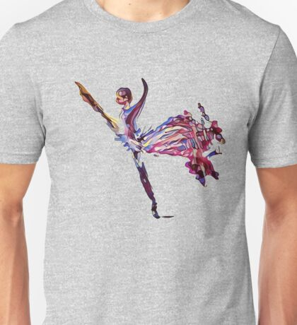 Ballerina : Pause between movement Unisex T-Shirt
