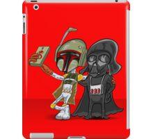 Darkside Selfie iPad Case/Skin