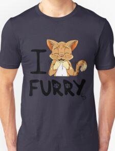 I ñawr FURRY T-Shirt