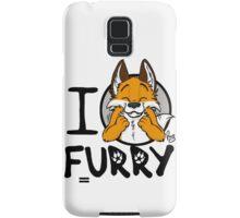 I grrarrrgh furry (fox version) Samsung Galaxy Case/Skin