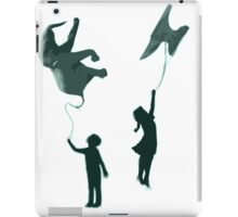 Perception (Sea Foam) iPad Case/Skin