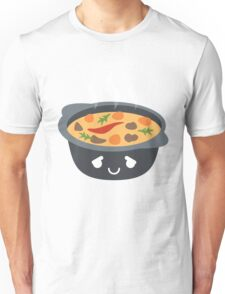 Hotpot Emoji Pretty Please Unisex T-Shirt