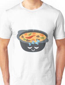 Hotpot Emoji Sleep and Dream Unisex T-Shirt