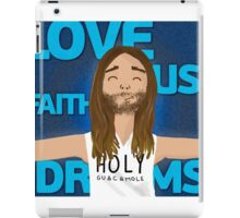 Love, Lust, Faith + Dreams iPad Case/Skin