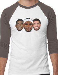 3 Best friends Men's Baseball ¾ T-Shirt