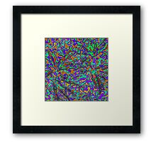 We need more colors 35 Framed Print