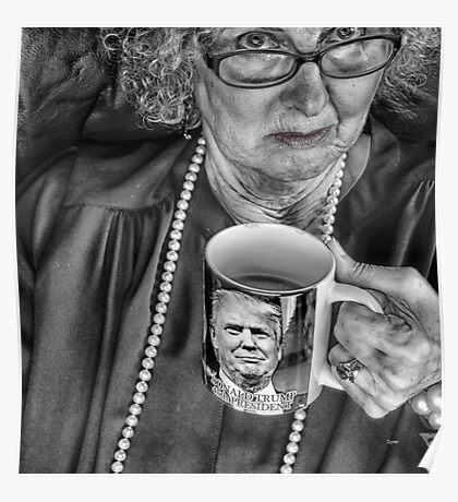 Coffee with Trump  Poster