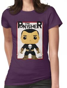 THIS IS WAR - PUNYSHER VINTAGE Womens Fitted T-Shirt