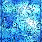 SEA THINGS 4 by Tammera
