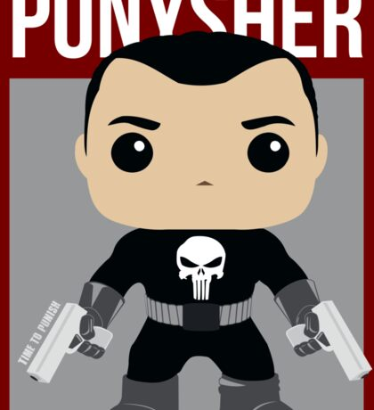 THIS IS WAR - PUNYSHER 2 Sticker