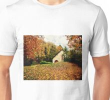 Autumn in the French Alps Unisex T-Shirt