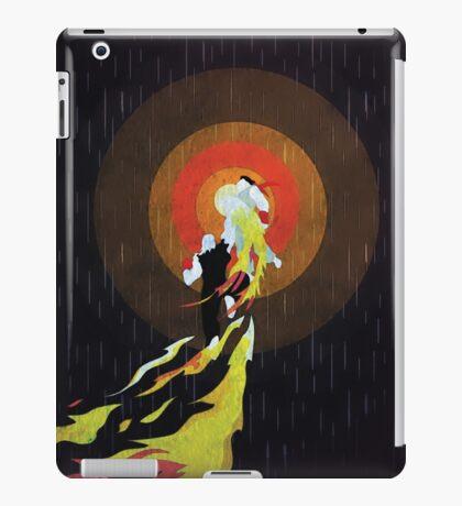 Street Fighter Ken Flaming Shoryuken iPad Case/Skin