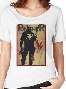 THIS IS WAR - PUNISHER VINTAGE Women's Relaxed Fit T-Shirt