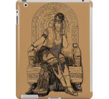 Sheba iPad Case/Skin