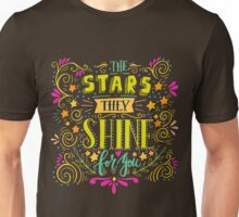 The stars they shine for you - twinkle stars Unisex T-Shirt