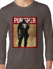 THIS IS WAR - PUNISHER 2 VINTAGE Long Sleeve T-Shirt