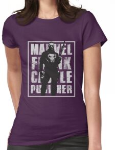 THIS IS WAR - PUNISHER 3 Womens Fitted T-Shirt