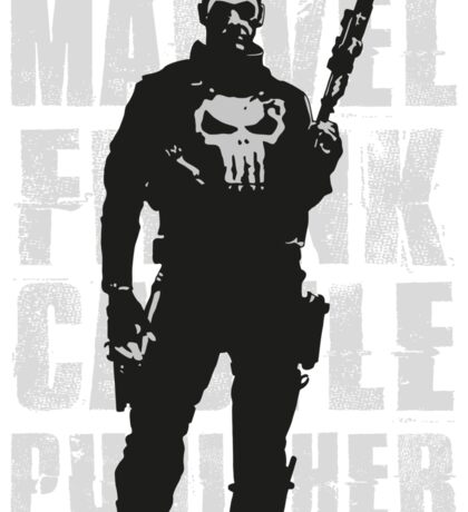 THIS IS WAR - PUNISHER 3 Sticker