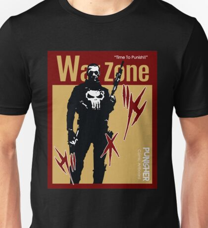 THIS IS WAR - PUNISHER 4 Unisex T-Shirt