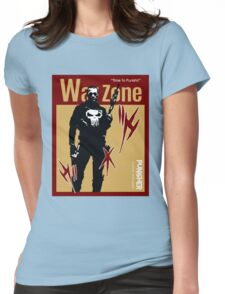 THIS IS WAR - PUNISHER 4 Womens Fitted T-Shirt