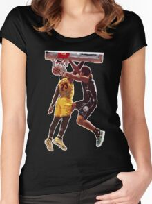 Malcolm Brogdon Women's Fitted Scoop T-Shirt
