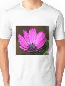 Purple Daisy Unisex T-Shirt