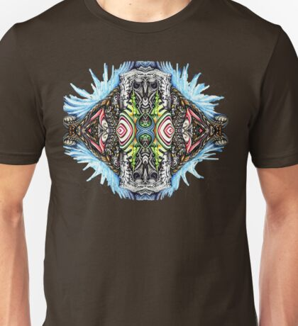 Bio Mech Animal Energy Explosion T-Shirt