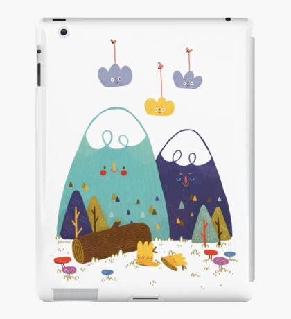 Let's Explore iPad Case/Skin