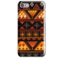 Bright Atzec Pattern iPhone Case/Skin