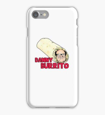 Danny Burrito (dorito) - Funny Devito parody iPhone Case/Skin