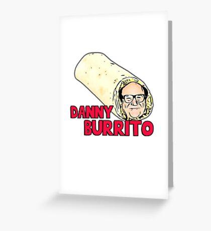 Danny Burrito (dorito) - Funny Devito parody Greeting Card