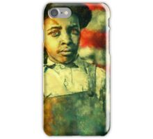 Face of Greatness iPhone Case/Skin