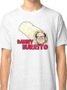 Danny Burrito (dorito) - Funny Devito parody Classic T-Shirt