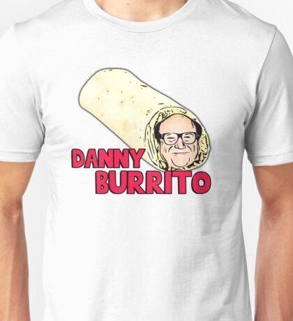 Danny Burrito (dorito) - Funny Devito parody Unisex T-Shirt