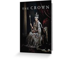 The Crown Greeting Card