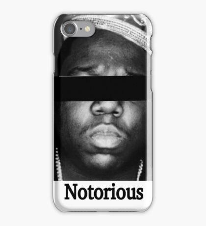 Biggie Smalls Notorious iPhone Case/Skin