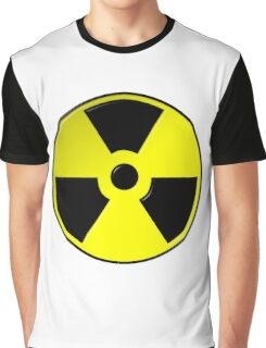 Nuclear Symbol Graphic T-Shirt