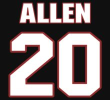 NFL Player Will Allen twenty 20 by imsport