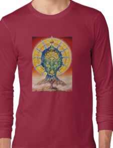 vision of the shaman Long Sleeve T-Shirt
