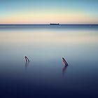 Sea solitude, study1 by yurybird