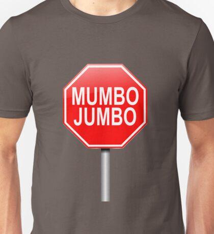 Mumbo jumbo. Unisex T-Shirt