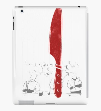 Proud Chefs Funny Chef Shirts iPad Case/Skin