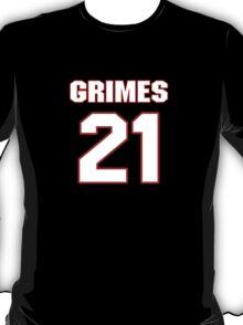 NFL Player Brent Grimes twentyone 21 T-Shirt
