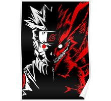 Naruto TWO FACE Poster