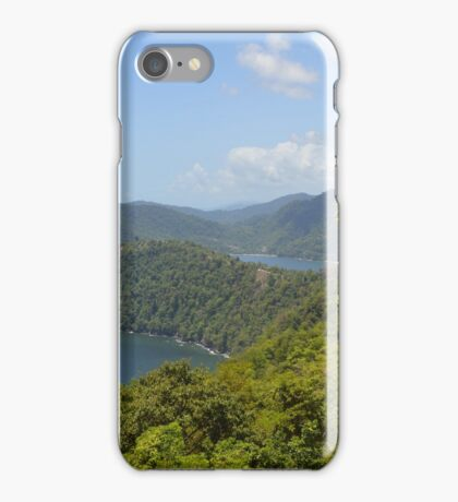 Caribbean Overlook iPhone Case/Skin
