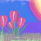 FLOWERS IN THE SUN V3 - 023 by LBStudios