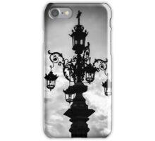 An Ancient Streetlight iPhone Case/Skin
